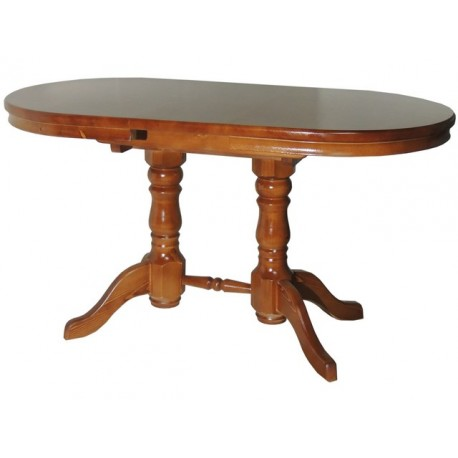 Стол обеденный СО-106 2-балясный