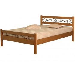 Кровать Рио с ковкой