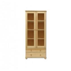 Шкаф книжный КВ 103