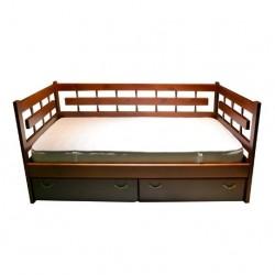 Кровать Сакура 3 спинки