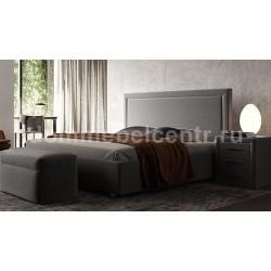 Кровать Милан с мягким изголовьем